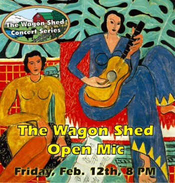 The Wagon Shed Open Mic